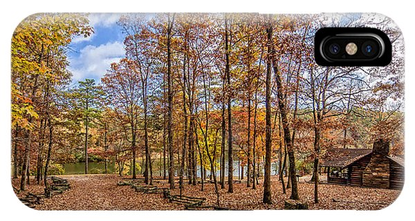 Scenic View Of Oconee State Park IPhone Case