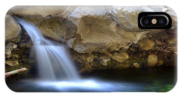 Scenic Waterfall  IPhone Case
