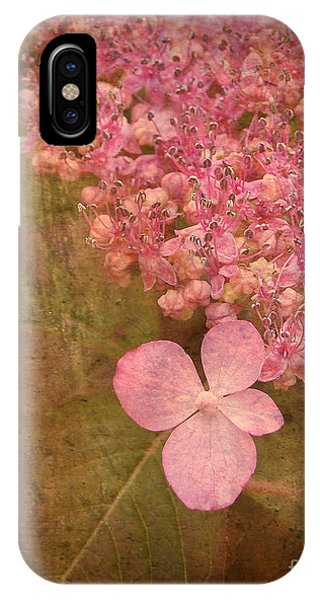 Scent Of Hydrangea IPhone Case