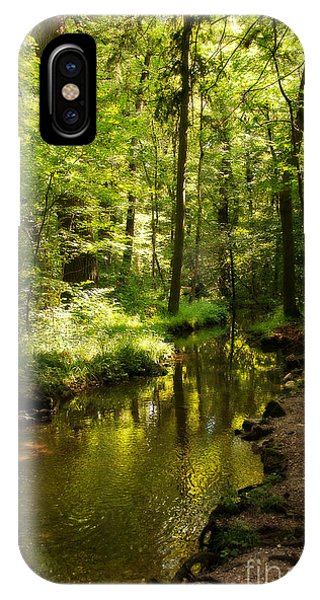 Scent Of Spring IPhone Case