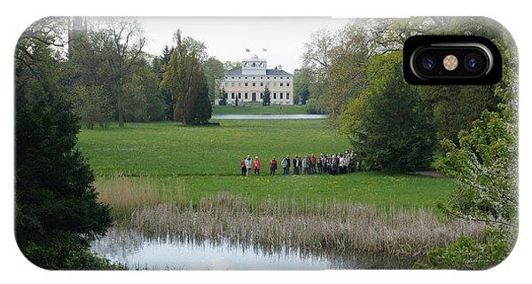 Schloss Woerlitz Phone Case by Olaf Christian