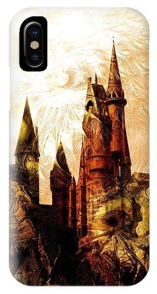 School Of Magic IPhone Case