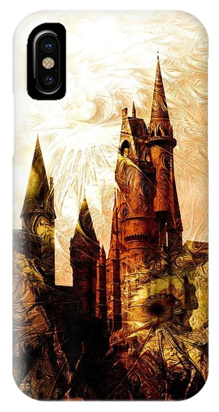 School Of Magic IPhone Case