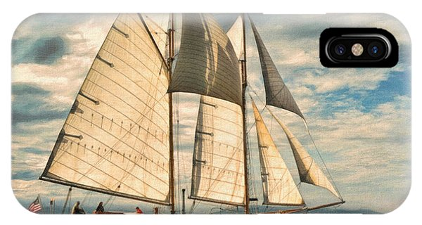 Schooner 101a IPhone Case
