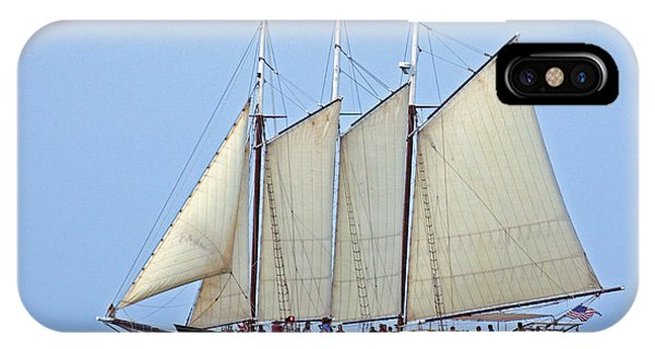 Schooner Alliance IPhone Case