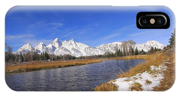 Schwabachers Landing IPhone Case