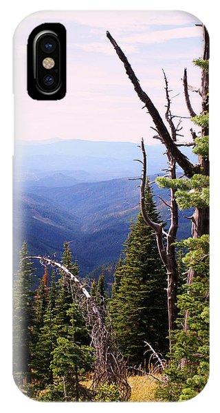 Schweitzer Mountain 1 IPhone Case