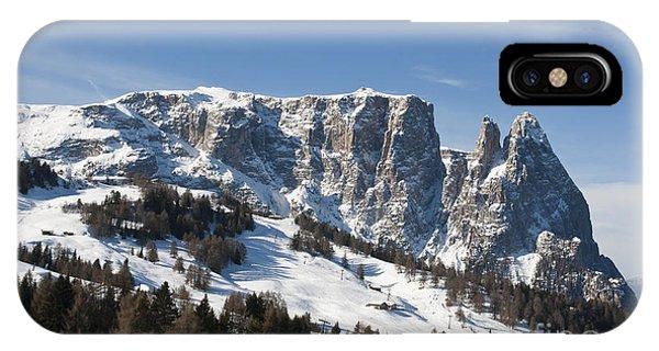 Sciliar's Mountains Phone Case by Pier Giorgio Mariani