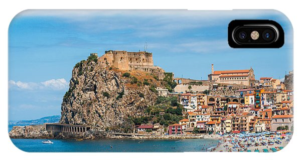 Scilla Castle IPhone Case