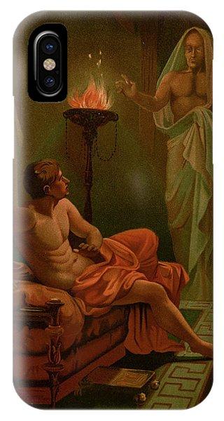 Scipio's Dream The Roman General Scipio Phone Case by Mary Evans Picture Library