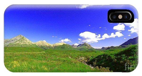 Corrichoich  Scotland IPhone Case