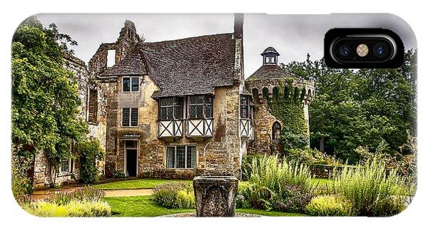 Scotney Castle 4 IPhone Case