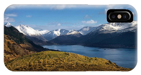 Scottish Light IPhone Case