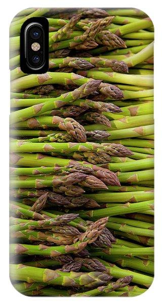 Scotts Asparagus Farm, Marlborough IPhone Case