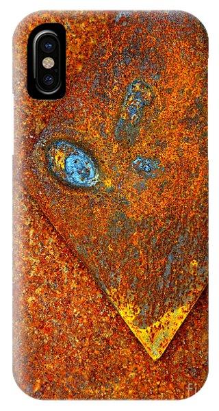 Scrap Iron IPhone Case