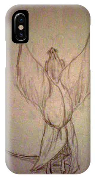 Scribble Nim Phone Case by Steve Spagnola