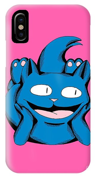 Scuba Smiling In Toy Colors IPhone Case
