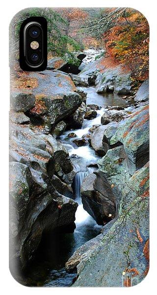 Sculptured Rocks IPhone Case