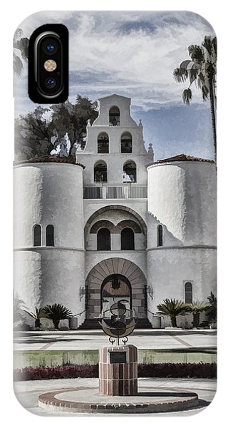 Hepner Hall IPhone Case
