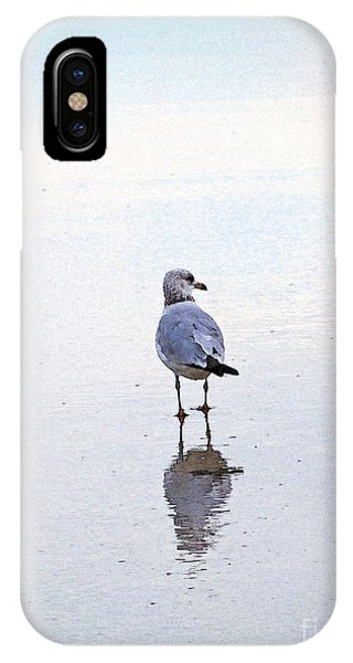 Sea Birds No.3 IPhone Case