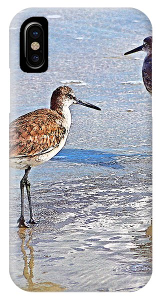 Sea Birds No.4 IPhone Case