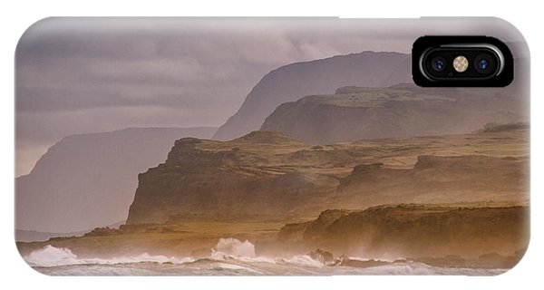 Sea Cliffs IPhone Case