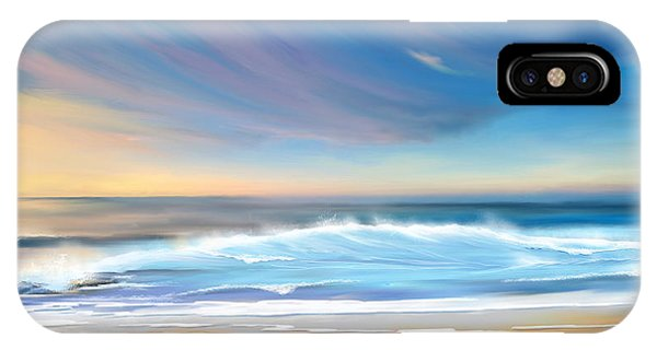 Sea Coast Escape IPhone Case