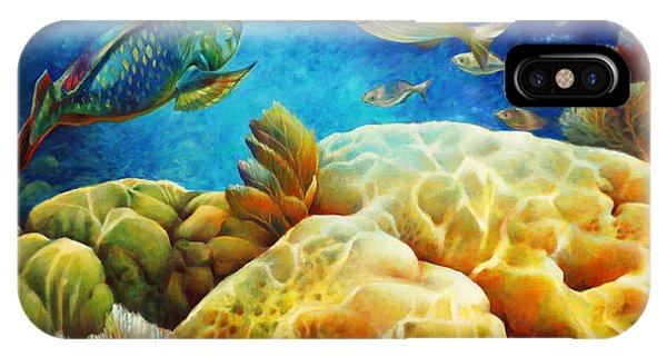 Sea Escape I -27x40 IPhone Case