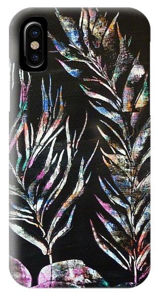 Sea Ferns IPhone Case