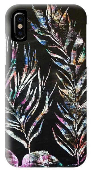 Sea Ferns IPhone Case