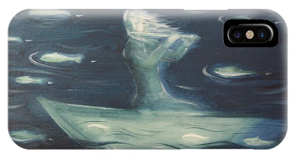 Sea Flute Melody IPhone Case
