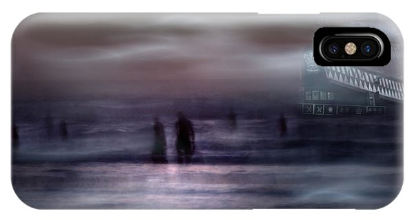 Sea Ghosts IPhone Case