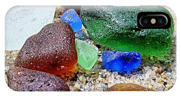 Sea Glass Collection IPhone Case