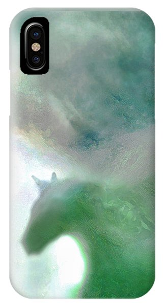 Sea Glass Storm IPhone Case