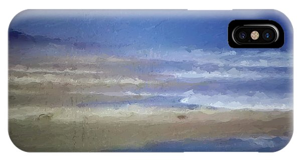 Sea Mist IPhone Case