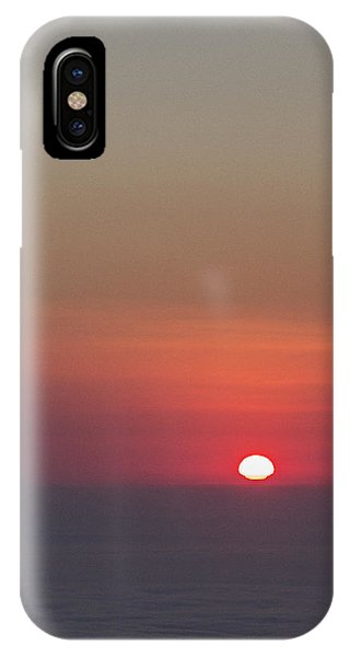 Sea Of Clouds Sunset IPhone Case