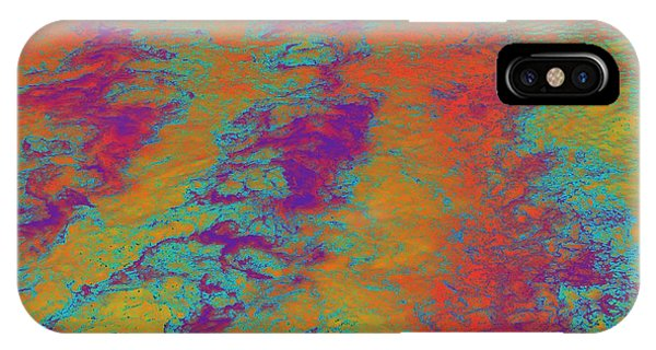 Sea Of Colors IPhone Case