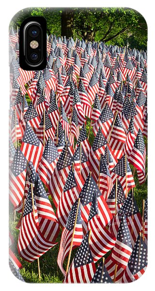 Sea Of Flags IPhone Case