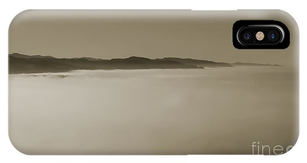 Sea Of Fog IPhone Case