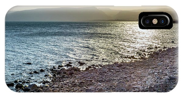 Sea Of Galilee Capernaum From Saint IPhone Case