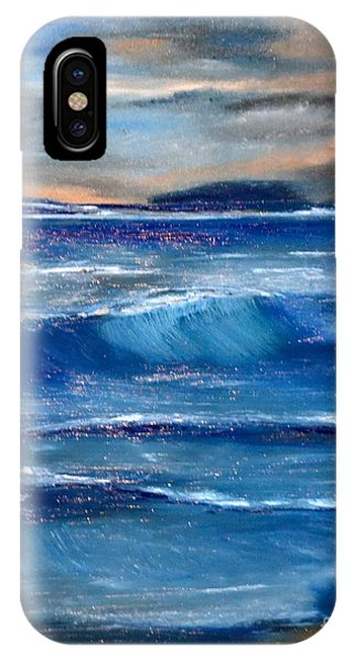 Sea Of Galilee IPhone Case