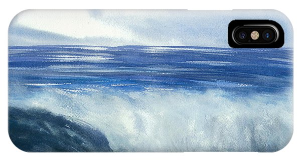 Sea Of Glory  Phone Case by Karen  Condron