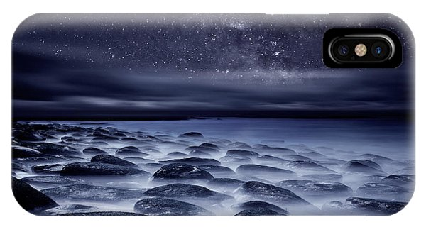 Sea Of Tranquility IPhone Case