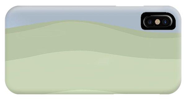 Sea Sky Variation 2 IPhone Case