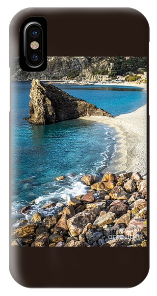 Sea Stack Of Monterosso IPhone Case