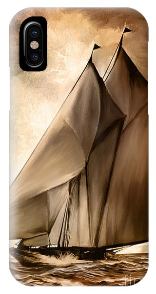 Sea Stories. IPhone Case