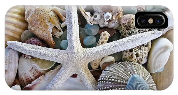 Gallery Wall iPhone Case - Sea Treasure by Colleen Kammerer
