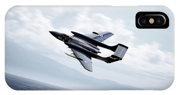 Sea Vixen  IPhone Case