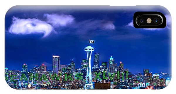 Seahawks Xlviii IPhone Case