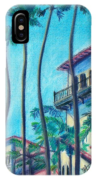 Seal Beach City Hall IPhone Case